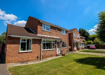 Thumbnail 4 bed detached house to rent in Halifax Court, York