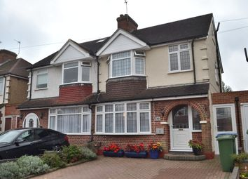 Thumbnail 3 bed semi-detached house for sale in Meadow Road, Watford