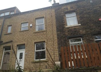 Thumbnail 3 bedroom terraced house to rent in Wood Terrace, Huddersfield