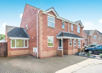 Thumbnail 3 bed semi-detached house for sale in Blythe Street, Tamworth, Staffordshire, West Midlands
