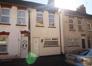 Thumbnail 2 bedroom terraced house for sale in Seymour Road, Chatham