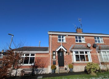 Thumbnail 3 bed semi-detached house for sale in Whitethorn Brae, Dromara, Dromore