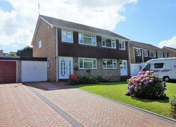 Thumbnail 3 bed semi-detached house for sale in Imber Way, Southampton