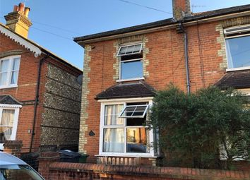 Thumbnail 4 bed semi-detached house for sale in Dapdune Road, Guildford, Surrey