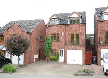 Thumbnail 4 bed detached house for sale in Knowle Hill, Hurley, Atherstone