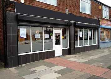 Thumbnail Retail premises for sale in Liverpool L15, UK