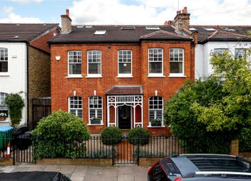 Thumbnail 6 bed semi-detached house for sale in Connaught Avenue, London