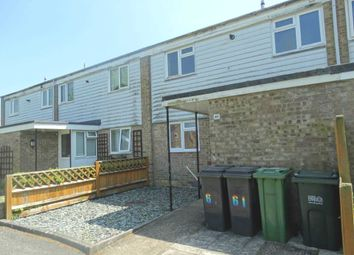 3 bed terraced house for sale in Foxglove Road, Eastbourne BN23
