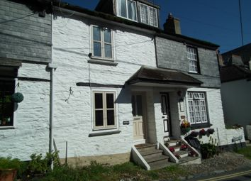 Thumbnail 2 bed cottage for sale in West Looe Hill, West Looe, Cornwall