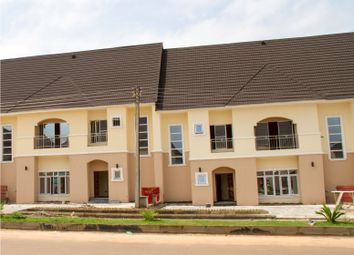 Thumbnail 5 bed terraced house for sale in 4 Bedroom Terrace Duplex With 1 Bedroom Guest Flat, Airport Road, Abuja, Nigeria