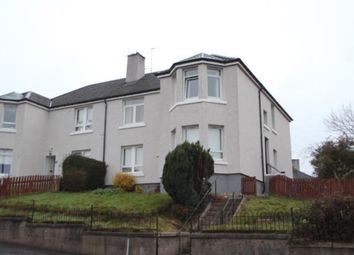 Thumbnail 3 bed flat for sale in Wellmeadow Road, Glasgow, Lanarkshire