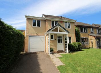 Burleigh Way, Wickwar, South Gloucestershire GL12. 4 bed detached house