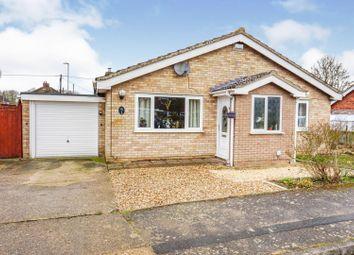 3 bed detached bungalow for sale in Eastlands, Stradbroke IP21