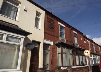 Thumbnail 3 bedroom terraced house for sale in St. Thomas Road, Derby, Derbyshire