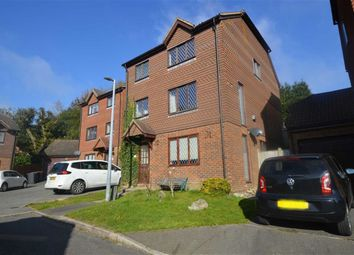 Thumbnail 4 bed detached house for sale in Oliver Close, Crowborough