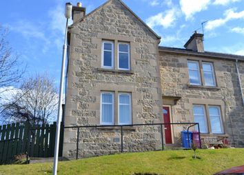 Thumbnail 3 bed flat to rent in St. Ronans Road, Forres