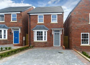 Thumbnail 3 bed detached house for sale in Chambers House 3, Nuevo Court, Newbridge Crescent, Wolverhampton