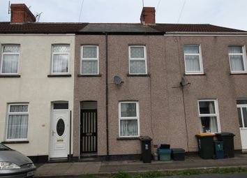 Thumbnail 2 bed terraced house for sale in Ifton Street, Newport