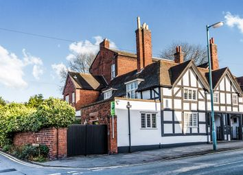 Thumbnail Town house for sale in Beacon Street, Lichfield