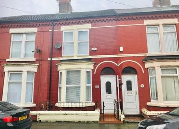 2 bed terraced house for sale in Nixon Street, Liverpool, Merseyside L4
