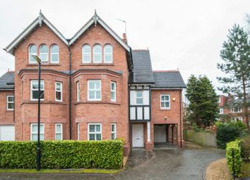 Thumbnail 4 bed semi-detached house for sale in Dukes Walk, Hale, Altrincham