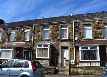 Thumbnail 2 bed terraced house for sale in Springfield Street, Morriston, Swansea