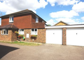 Thumbnail 3 bed detached house for sale in Roseacre, Oxted, Surrey