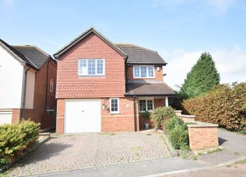 Thumbnail 4 bed detached house for sale in Ascot Place, Bletchley, Milton Keynes