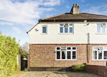 Thumbnail 2 bed semi-detached house for sale in Waverley Avenue, Kenley, Surrey