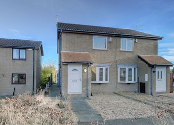 Thumbnail Semi-detached house for sale in Humsford Grove, Cramlington