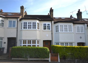 Thumbnail 3 bed terraced house for sale in Lightfoot Road, Crouch End, London