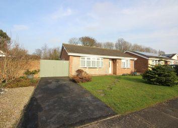 Thumbnail 2 bedroom bungalow for sale in Gainsborough Drive, Lowestoft