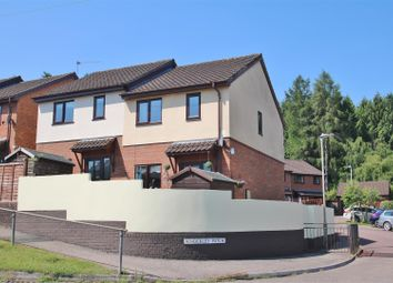 Thumbnail 2 bed semi-detached house for sale in Knockley Patch, Bream, Lydney