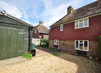 Thumbnail 4 bed semi-detached house to rent in Woelfs Close, London Road, Ashington, Pulborough