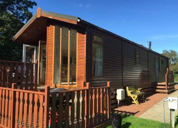 Thumbnail 2 bed lodge for sale in Felton, Northumberland