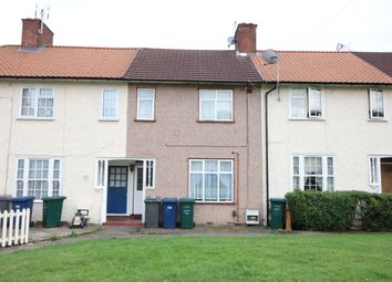Thumbnail 3 bed terraced house for sale in Fortescue Road, Burnt Oak