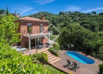 Thumbnail 4 bed villa for sale in Spain, Barcelona North Coast (Maresme), Alella, Mrs5963