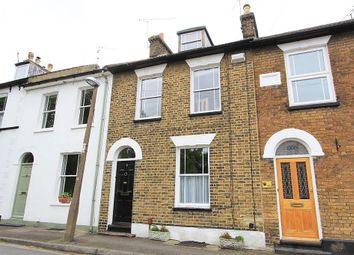 Thumbnail 4 bed terraced house for sale in Albert Road, Rochester, Kent
