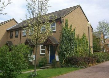 Thumbnail 1 bed end terrace house to rent in Grosmont Close, Emerson Valley, Milton Keynes