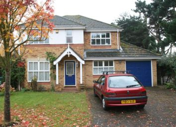Thumbnail 4 bed detached house to rent in Foxglove Way, Littlehampton