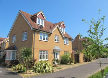 Thumbnail 5 bedroom detached house for sale in Westland Drive, Lee-On-The-Solent