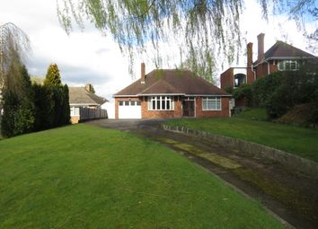 Thumbnail 2 bed detached bungalow for sale in Birmingham Road, Walsall