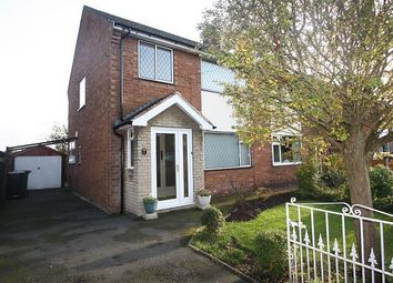 Thumbnail 3 bed property to rent in Manor Grove, Hartford, Northwich