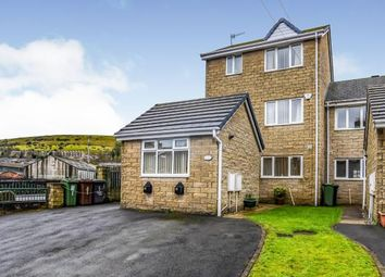 Thumbnail 4 bed end terrace house for sale in Croft Row, Audley Street, Mossley