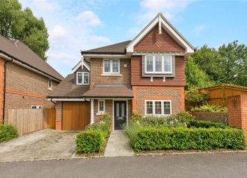 Thumbnail 4 bed detached house for sale in Woodpecker Chase, Lindfield, Haywards Heath, West Sussex