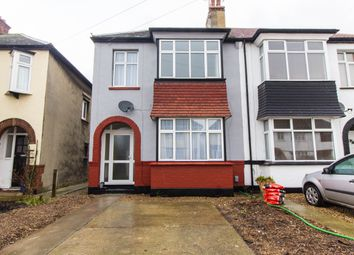 Thumbnail 3 bedroom semi-detached house for sale in Cromwell Road, Southend-On-Sea