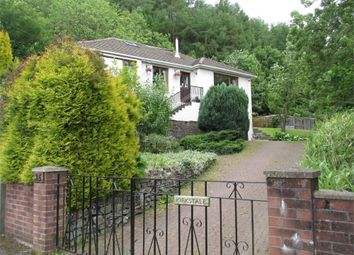 Thumbnail 3 bed detached bungalow for sale in Graig Road, Newbridge, Caerphilly