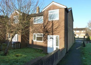 Thumbnail 3 bed town house for sale in St Matthews Road, Donnington, Telford, Shropshire