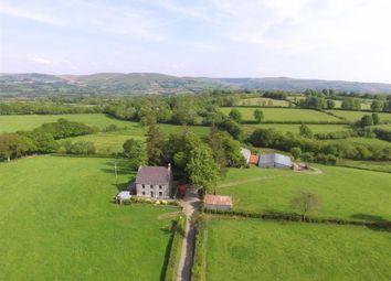 Thumbnail 5 bed farm for sale in Tregaron, Ceredigion