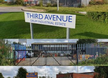 Thumbnail Industrial for sale in Drum Industrial Estate, Chester Le Street